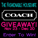 The Fashionable Housewife Coach Giveaway