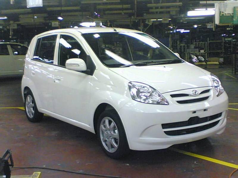 Just So You Know: New Perodua Viva Photos