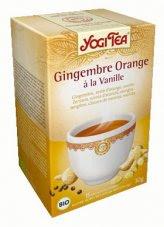 Zenzero Arancio e Vaniglia - 30,6 g