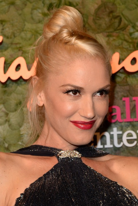 Gwen Stefani Long Hairstyle: Hair Knot for Grease Hair ...