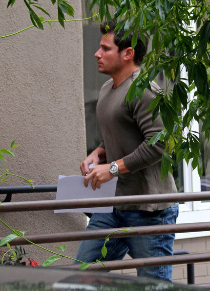 Nick Lachey Nick Lachey stays busy in Hollywood.