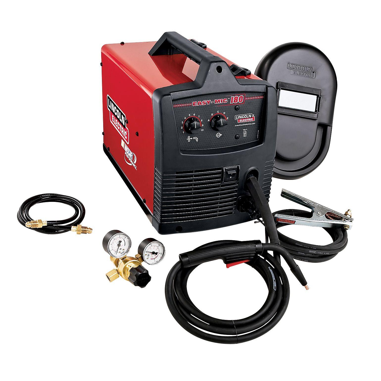 Lincoln Electric Easy-MIG 180 Welder - Tools - Welding ...
