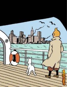 Il Fumetto entra ufficialmente nella Scuola con Tintin, Asterix ecc. e c'è pure Harry Potter