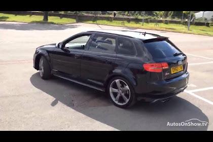 Audi A3 Black Edition 2012 Review