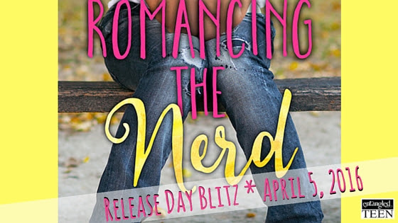Romancing The Nerd Release Day Blitz