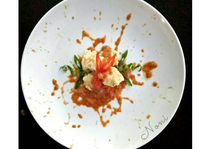 Resep Membuat Cilok Ayam Kribo/Pentol Ayam Kribo Paling Mudah