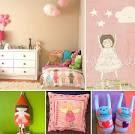 girls room decor | The Luulla Blog