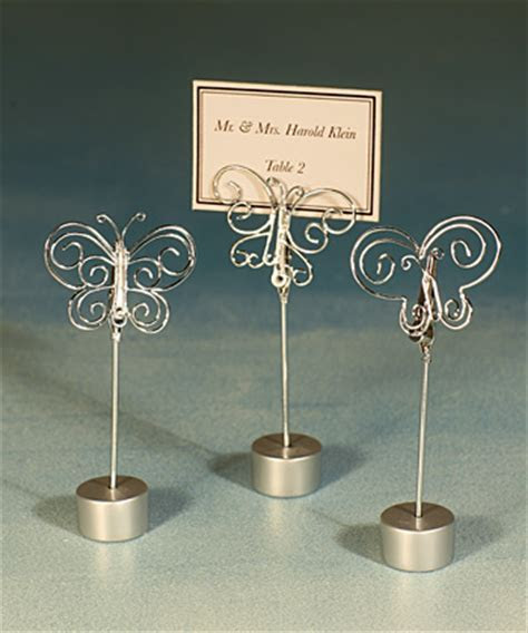 Place Card Holders   Frames