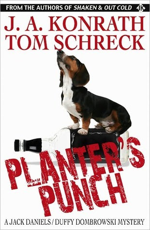 Planter's Punch - A Jack Daniels/Duffy Dombrowski Mystery