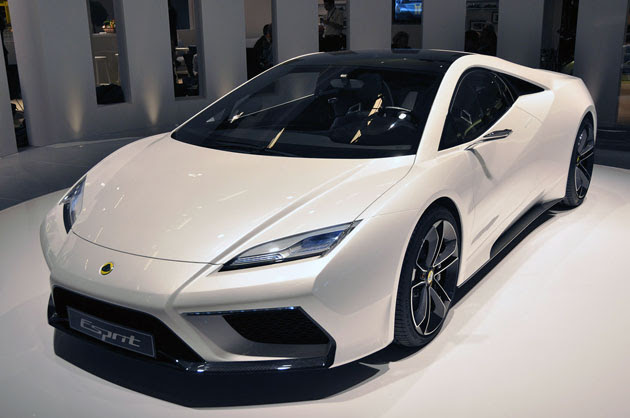 Paris 2010: Lotus Esprit Concept