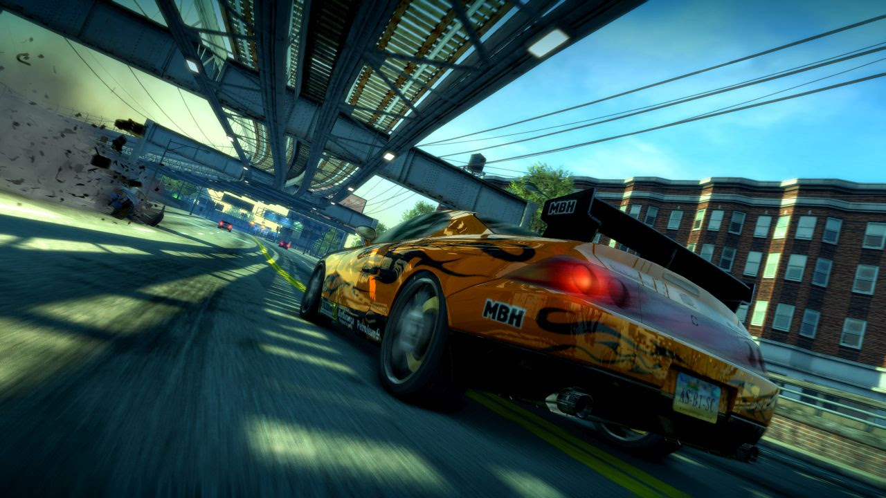 Burnout Paradise Remastered's 'in-game purchase' listing was an error screenshot