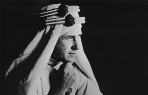 T.E. Lawrence - courtesy of the Imperial War Museum