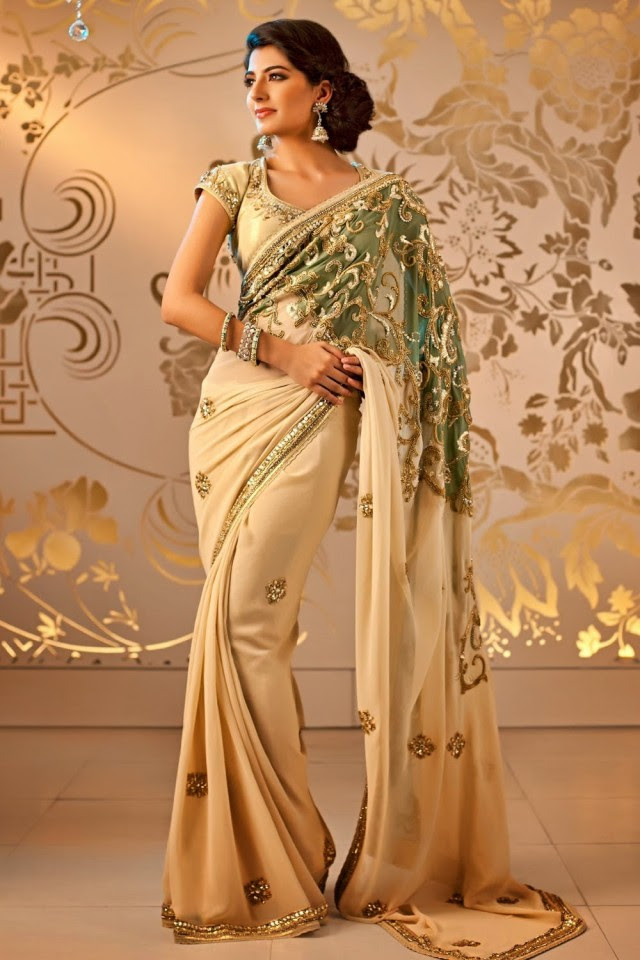 Bridal-Wedding-Formal-Casual-Party-Wear-Sarees-Dress-New-Fashion-Sari-for-Brides-by-Designer-Satya-Paul-9