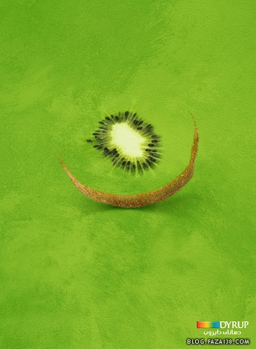 Advertising: Dyrup Paints: Orange Color, Melon Color & Kiwi Color | Fazai38's – Inspirational Blog