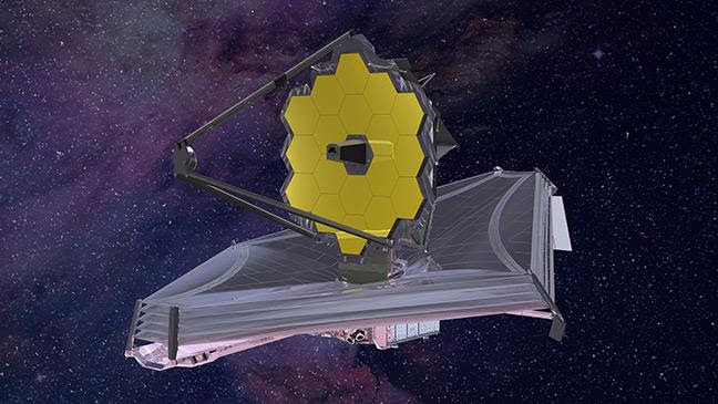 James Webb telescope (Nasa)