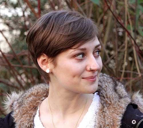 Outstanding Pixie Cut Frisuren Die Sie Lieben Werden Frisuren Trend