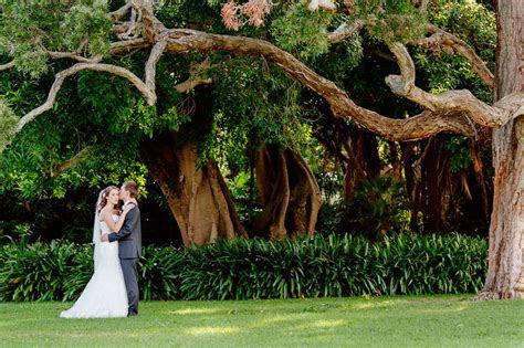 Botanical Gardens Sydney Wedding   Garden Ftempo