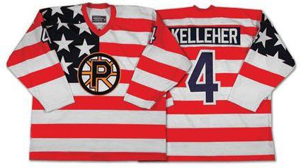 Providence Bruins 01-02 jersey, Providence Bruins 01-02 jersey