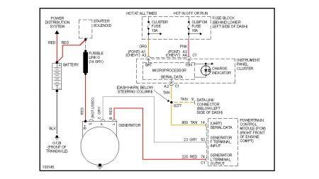 Chevrolet Alternator Wiring Diagram 1998 - Wiring Diagram | 1998 Camaro Alternator Wiring Diagram |  | Wiring Diagram