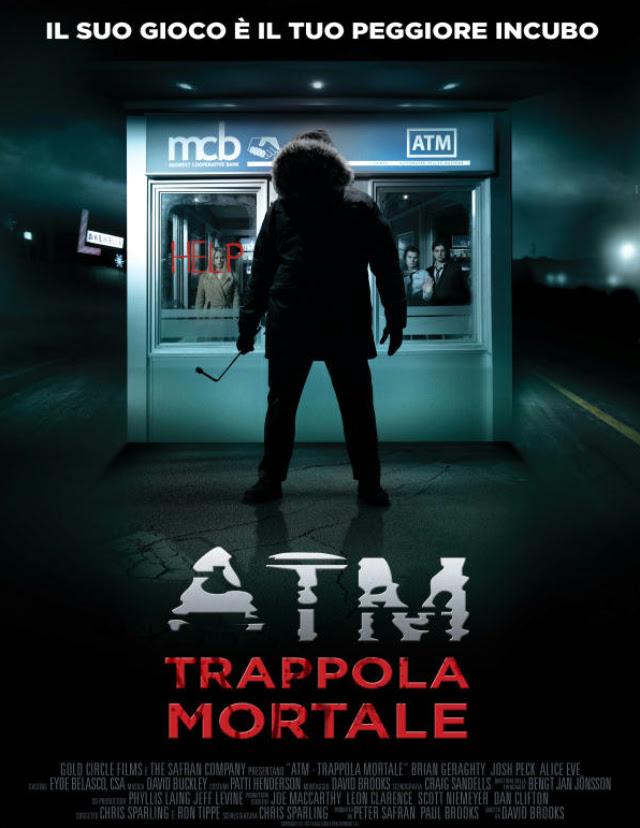 ATM- Trappola mortale
