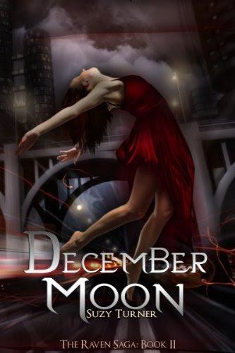 December Moon (The Raven Saga) by Suzy Turner