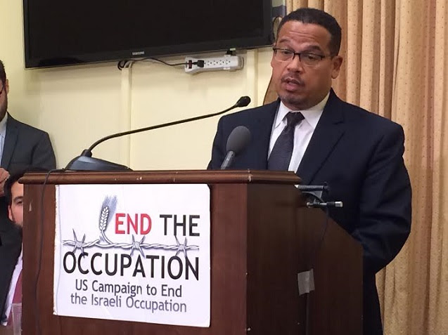 Image result for keith ellison cair