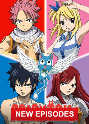 Fairy Tail - Season 6