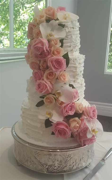 Wedding Cakes   Kerryns Sweet Art Cakes