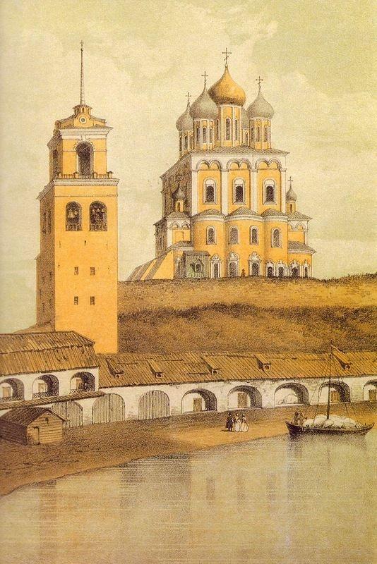 19thcentury001 54 Russian Cities In the XIX Century