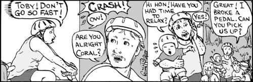 Home Spun comic strip #234