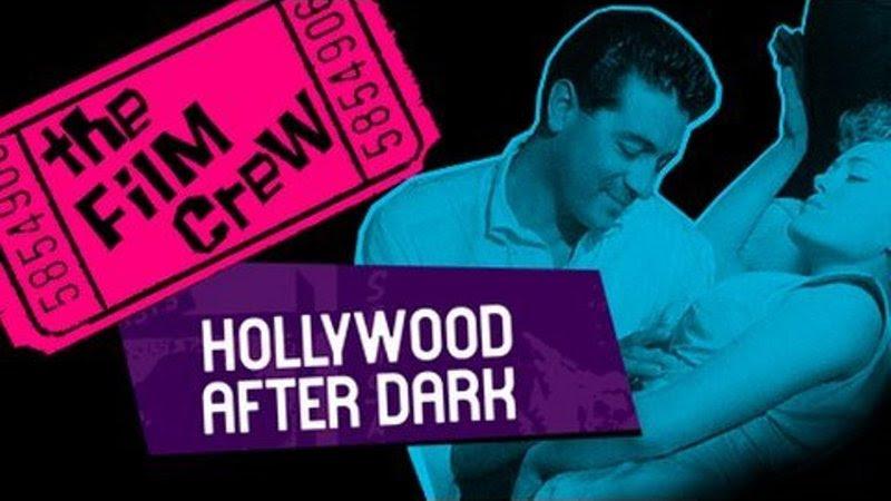 Film Crew Hollywood After Dark Rue McClanahan Paul Bruce