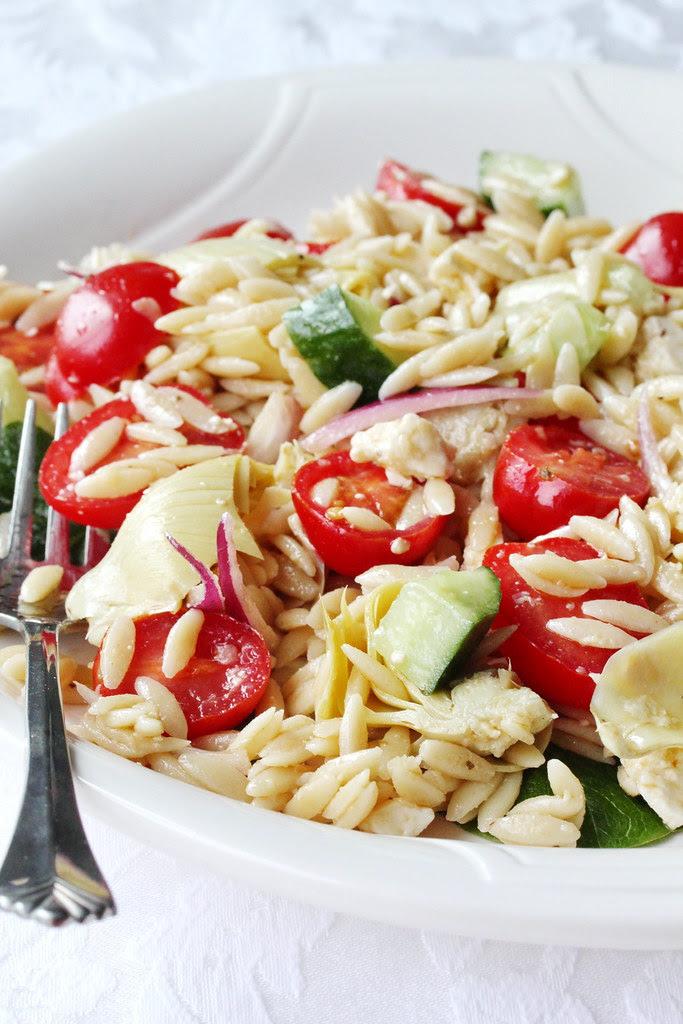 Artichokes Hearts Salad