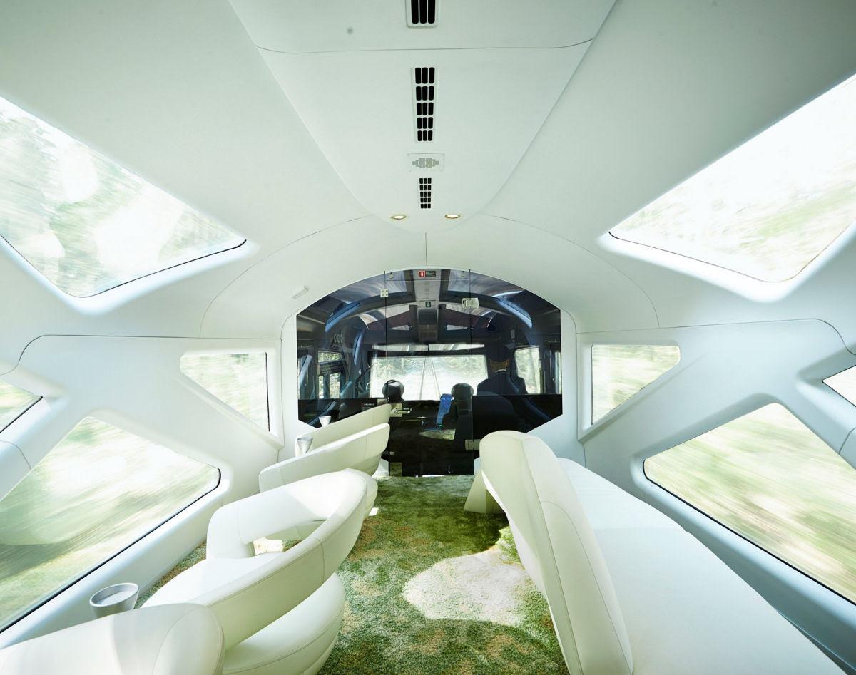 O interior do Shiki-shima: o trem mais luxuoso do mundo que atravessa o Japão 13