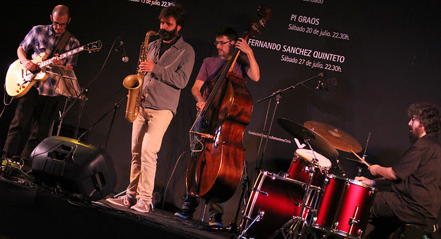 LAND SPACE - JAZZ FESTIVAL´13 - CEREZALES DEL CONDADO