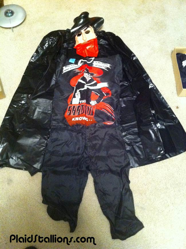 Collegeville Shadow Costumes