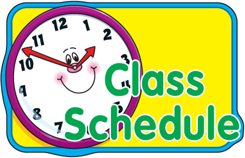 Magnet Cove School District - Daily Schedule