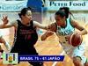 Seleção brasileria sub 19 feminina estreia com vitória no triangular internacional