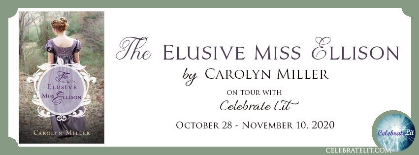 The Elusive Miss Ellison Banner