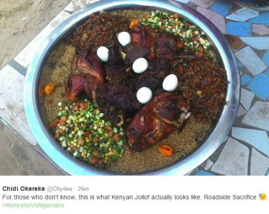 Nigerians And Kenyans Attack One Another On Twitter (hilarious!)