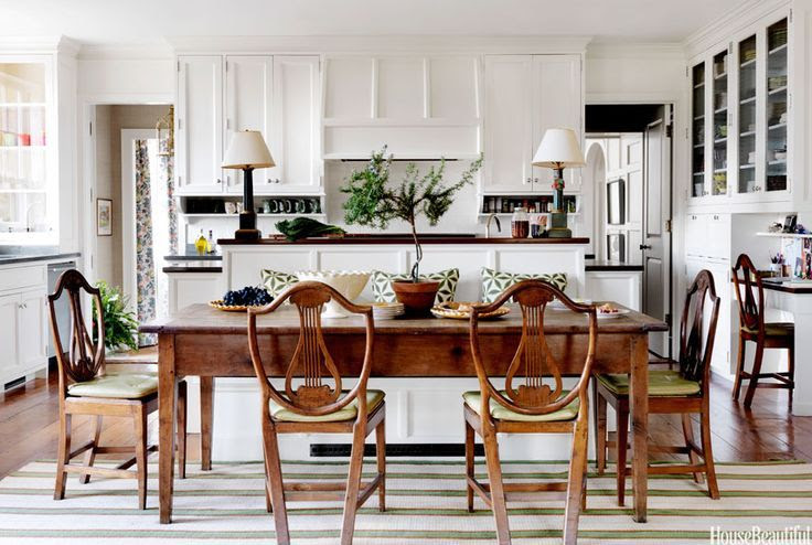 perfect casual/traditional kitchen