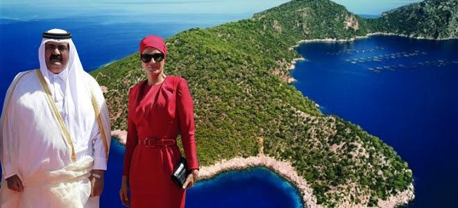 (βίντεο) Το Κατάρ αγόρασε το νησάκι Οξειά!