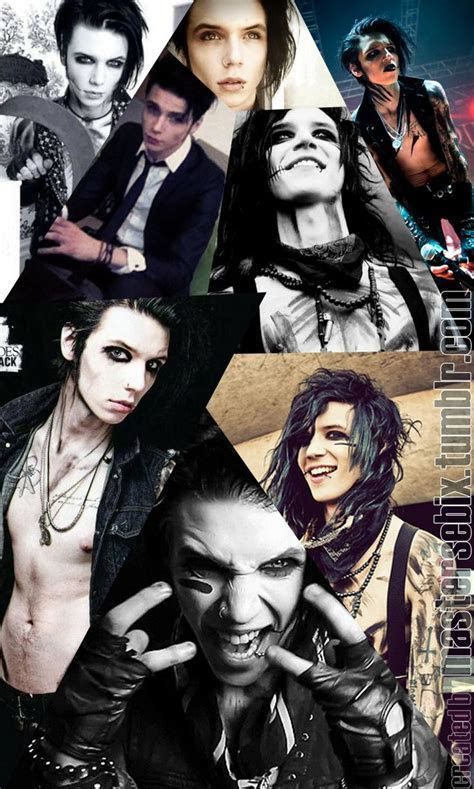 1151 best Andy Biersack images on Pinterest   Andy black
