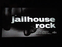 The title card for Jailhouse Rock, the second stop of the Mayflower.