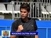 Rogerinho luta, mas perde na estreia do quali do Master 1000 de Cincinnati