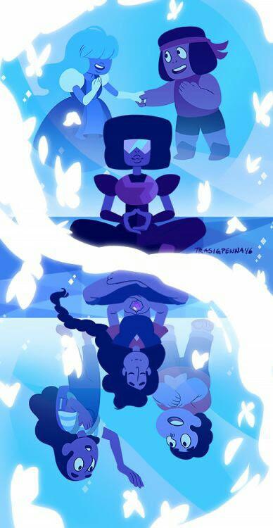 """""""Sou feita de amor E é mais forte que você!"""" Steven Universo ❤"""