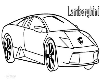 Lamborghini Veneno Coloring Pages at GetColorings.com ...