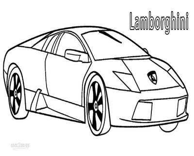 Lamborghini Veneno Coloring Pages at GetColorings.com ...