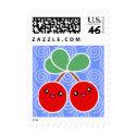Kawaii Merry Cherries stamp