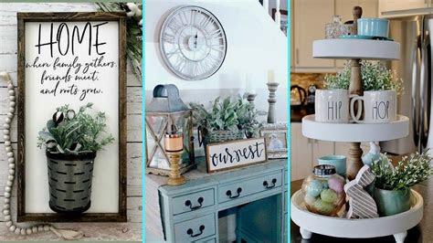 diy shabby chic style spring home decor ideas home decor