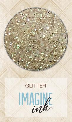 Glitter - White Gold